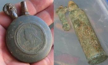 briquets-de-poilu-anglais et français-guerre-de-14-18_3975963-M