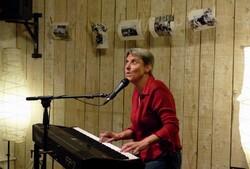 C'était vendredi 8 septembre au café lecture La Clef à Brioude (43).
