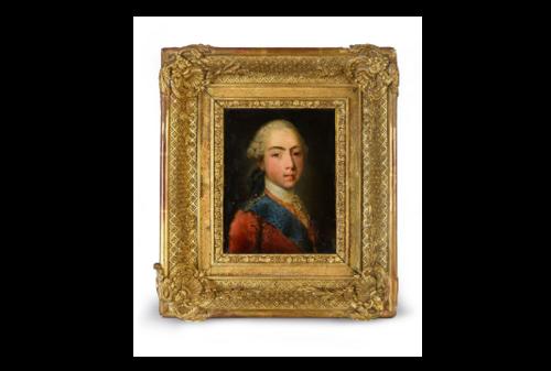 Vente de prestige à Drouot - Souvenirs Orléans, Savoie, Bourbon