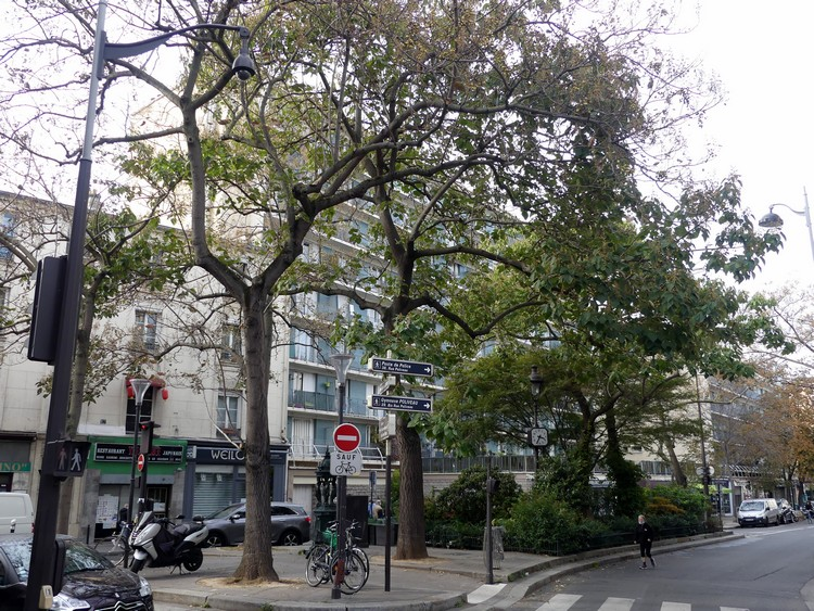 Place parisienne
