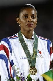 Marie-José Perec (Athlétisme, France/ Guadeloupe)