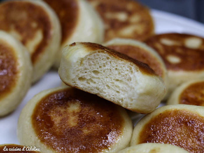 Dampfnudle recette traditionnelle alsacienne