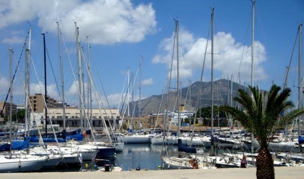 Palerme, le Port
