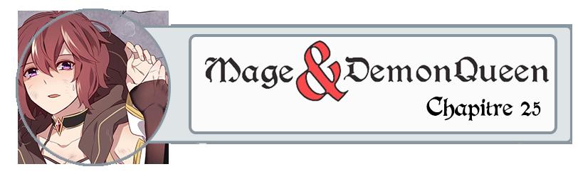 Mage & Demon Queen