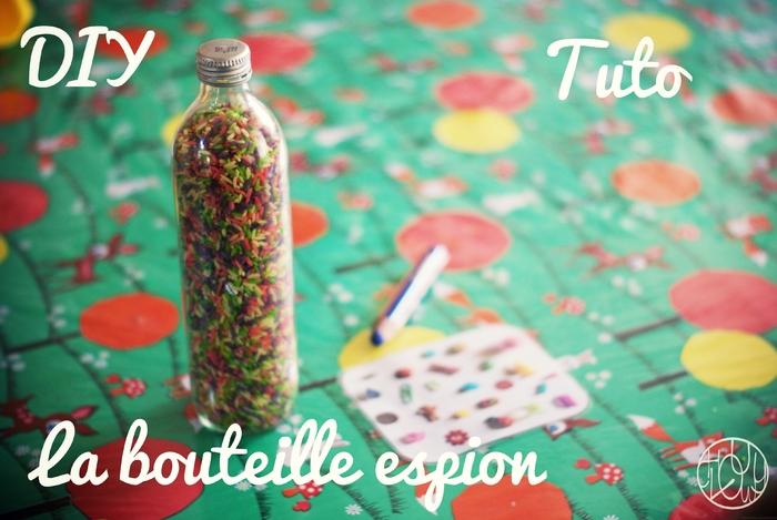 La bouteille espion (I spy Game)