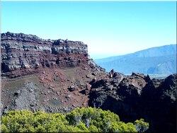 Les 5 arrêts sur la route du volcan de la Fournaise