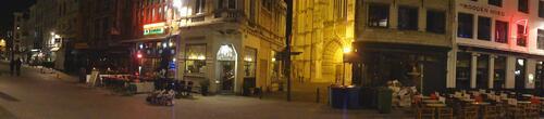 Promenade à Anvers