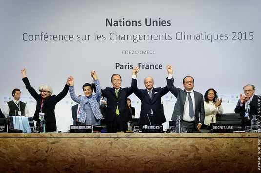 La Commission européenne pulvérise un engagement-clef de la COP21 !