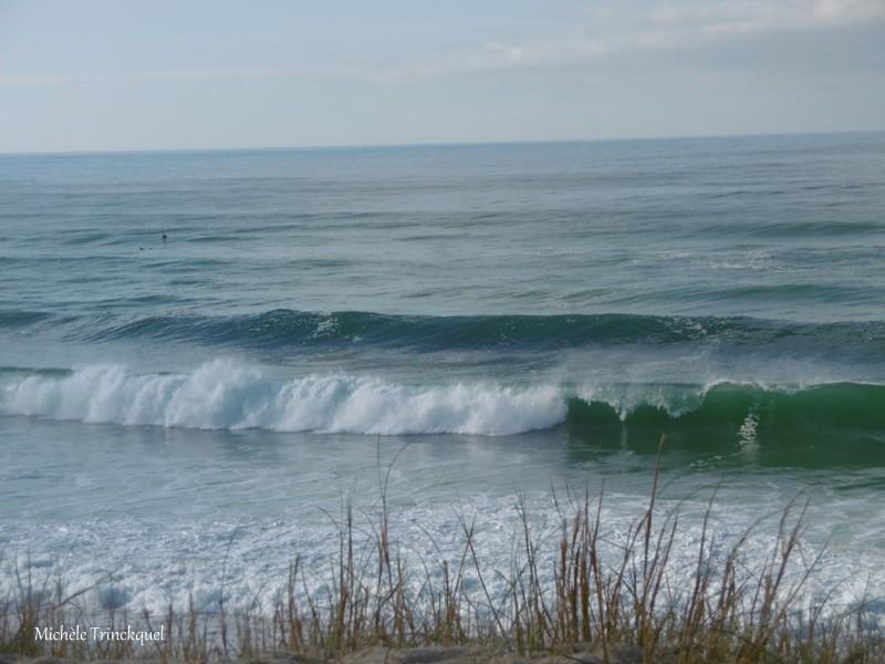 Une balade à la plage de la Lette Blanche, le 7 janvier...