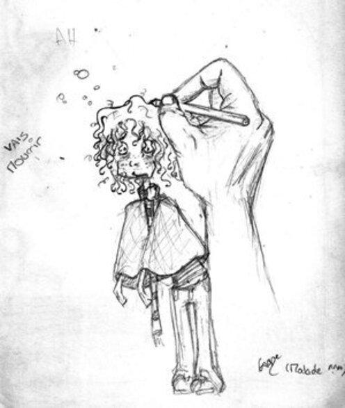 Blog de plumette :De son sang à mon encre, Article N° 52 Ce n'était qu'une pause