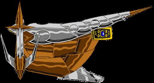 Armure de la Carène (Carina Cloth)