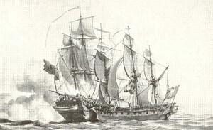 Le Sabre de Bord Modèle 1833