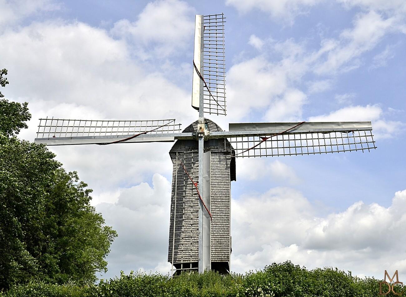 "Moulin de ""La Roome"" (59) Terdeghem"