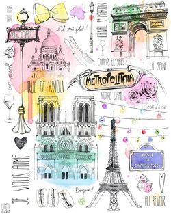 La tour Eiffel - 01