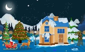 Jouer à 2016 Santa gift bag escape