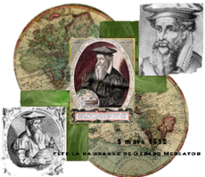 Mercator Cartes ,Γεράρδος Μερκάτορ , Mons,Gerard de Kremer,ゲラルドゥス・メルカトル, Birthday 's Gerhard Mercator,, Google Doodle ,   of de Cremer,