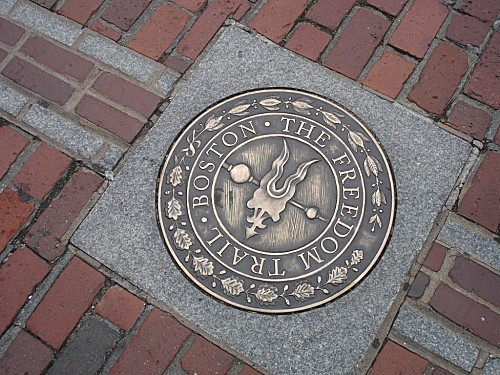 boston 11 -the freedom trail