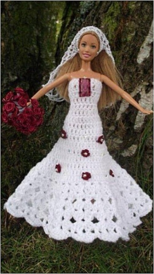 Défilé Stylistes 2012 :Barbie mariée (3)