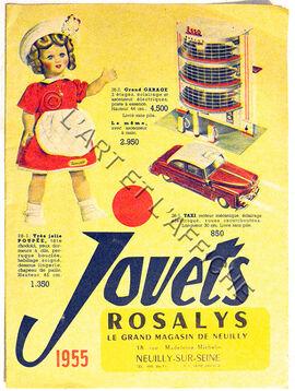 Les poupées des années 40 et 50