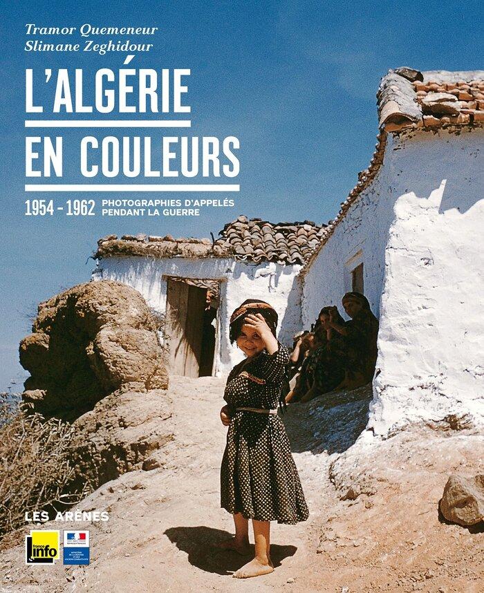 """Slimane ZEGHIDOUR : """"Voici mon Algérie en couleur pendant la guerre"""""""