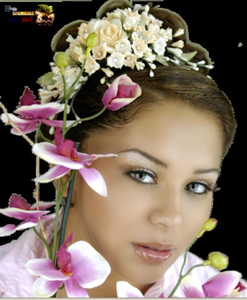 -- F. -- avec Fleurs -- 1