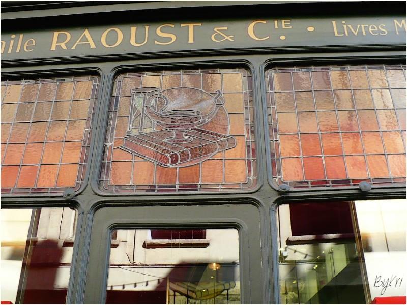 Librairie dans le Vieux Lille  ...