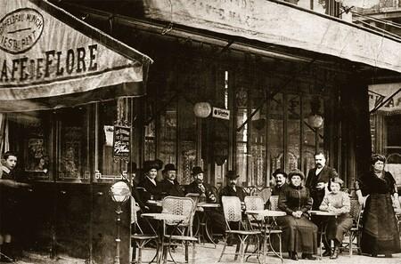 Petite histoire du Café de Flore