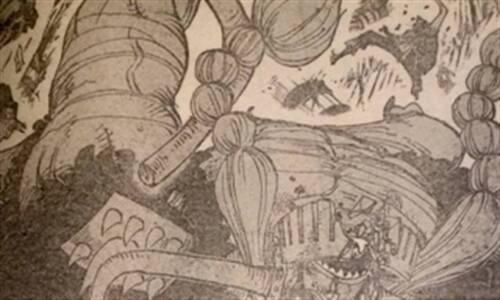 One Piece Spoils du chapitre 821