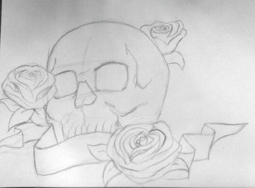 crâne pas fini