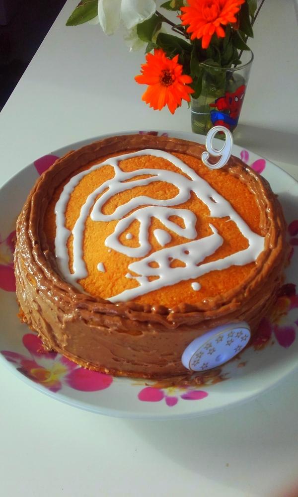 un  an de plus et un gâteau