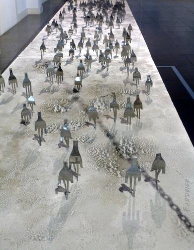 """""""Patience et longueur de temps"""" exposition à Avignon"""