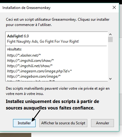 {Astuce} Comment coutourner adf''ly ?