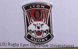 Pin's Lyon O.U