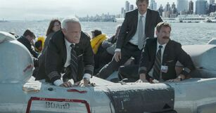 Sully : Photo Aaron Eckhart, Tom Hanks