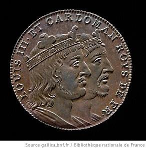 27 Louis III et Carloman