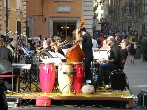 Fete de la Musique à Rome