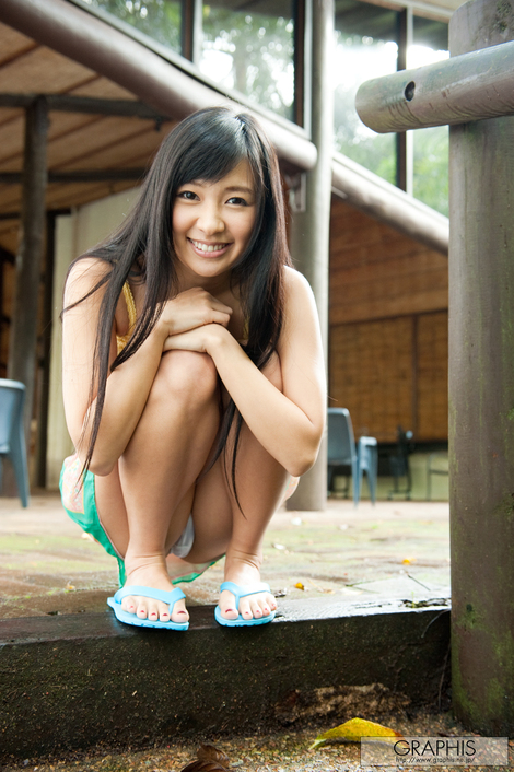 "WEB Gravure : ( [Graphis] - | Gals - Special Contents / GRAPHIS GIRLS - Special Gallery vol.02 | Nana Ogura/小倉奈々 : Special location Australia ""1day Kuranda"" )"