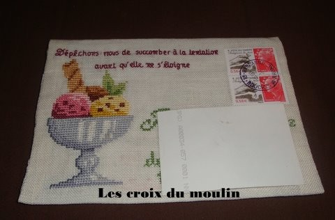 Enveloppe Patricia pour Pascale (2)