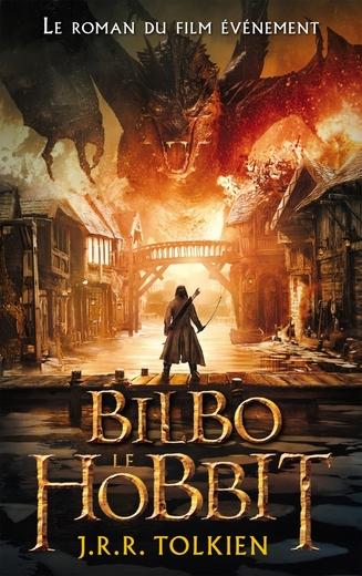 Réédition @Livredepoche pour The Hobbit avec l'affiche du film