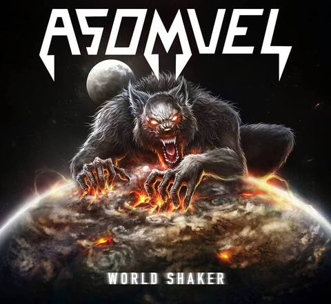 ASOMVEL - Les détails du nouvel album World Shaker
