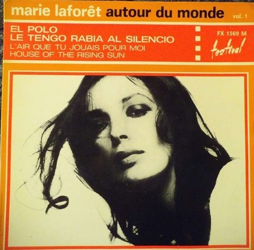 Marie Laforet, 1968