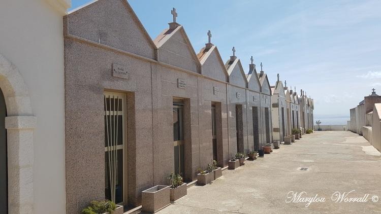 Corse : Bonifacio, le cimetière marin