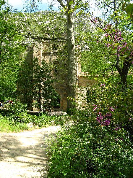 Gemenos : Abbaye cistercienne de Saint Pons