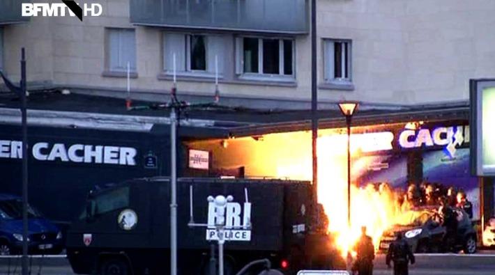 Au sujet de la prise d'otage sanglante (4 mort-e-s) du supermarché casher de Paris...
