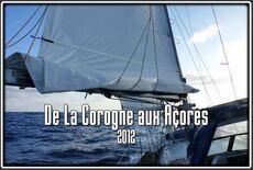 De La Corogne aux Açores