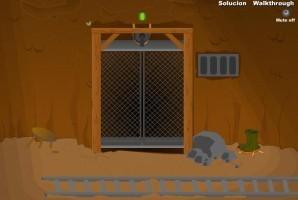 Gold mine escape 9