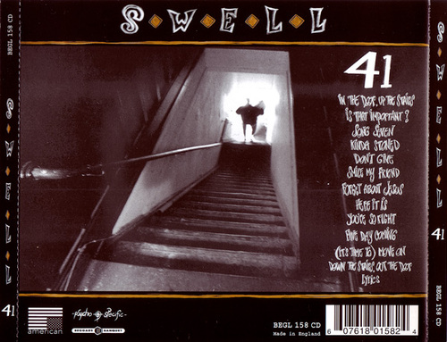 Perle oubliée: Swell - 41 (1994)