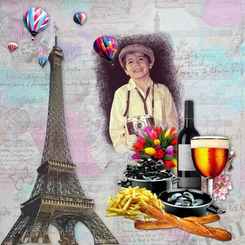Voyage Montgolfiere Europe