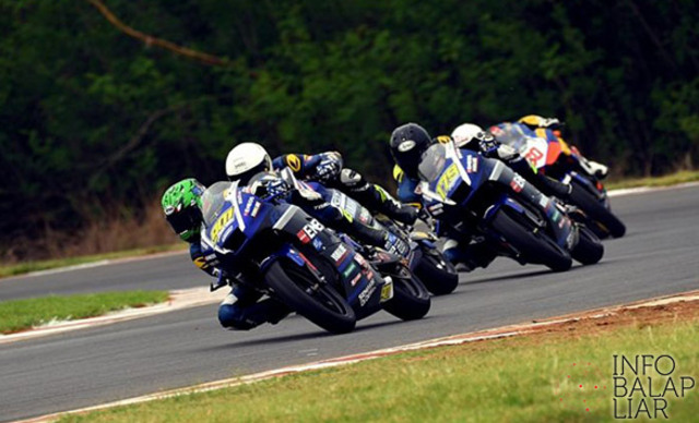 Race-1 AP250 ARRC India 2018: 1-5 Diisi Pembalap Indonesia
