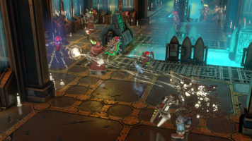 NEWS : Warhammer 40 000: Mechanicus, extension Heretek en approche*